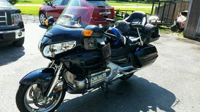 2009 Honda GoldWing AirBag in Fort Campbell, Kentucky