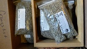 Sweet Maria's Green Coffee Beans - 8 1lb. packages- never opened in Baytown, Texas