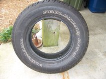 GEO LANDAR H/T-S P255 70 R 16 TIRE NEW in Camp Lejeune, North Carolina