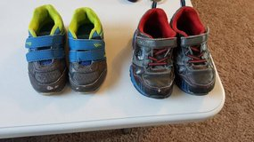 Boys size 6c and 8c shoes in Manhattan, Kansas