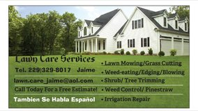 Lawn Care Services in Moody AFB, Georgia