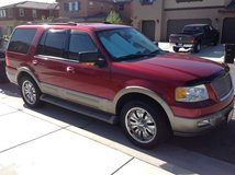 2004 FORD EXPEDITION EDDIE BAUER in Lake Elsinore, California