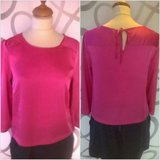 pink blouse three quarter sleeve in Ramstein, Germany
