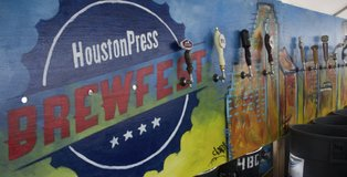 "**** (1-4) ""BREWFEST"" Tix by Houston Press - Sat. April 30 - Below Reg. Price - CALL NOW **** in Pasadena, Texas"