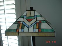 Mission/Tiffany style floor & table lamp in Houston, Texas