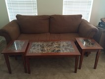 Couch set in Columbia, South Carolina