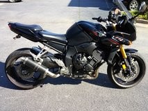 2007 Yamaha FZ1 Low Miles Super Clean In House Financing in Fort Benning, Georgia