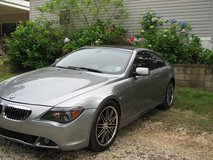 2004 BMW 2D 645CI in Fort Polk, Louisiana