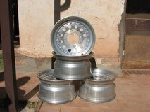 16.5 x 8.25 ford aluminum whee in Alamogordo, New Mexico
