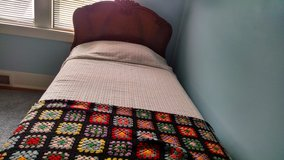 Twin beds with dresser in Sandwich, Illinois