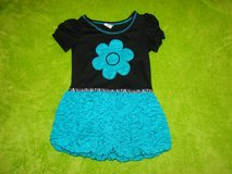 3T Blue Flower Dress in Alamogordo, New Mexico