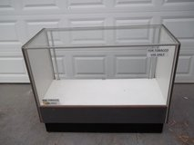 FIVE(5) SHOWCASES FOR SALE. ALL DIFFERENT SIZE & SHAPE. in Elizabethtown, Kentucky