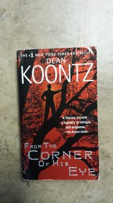 From the Corner of His Eyes by Dean Koontz in Houston, Texas