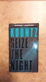 Seize the Night by Dean Koontz in Houston, Texas