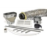 6 in. Add-A-Vent Room Addition Duct Kit in Glendale Heights, Illinois