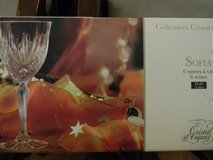 NEW! Beautiful Collections Cristal 6 pieces in Pensacola, Florida