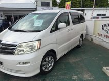WOW 2002 Toyota Alphard G AWD - V6 - PWR Slide - Curtains - TINT - Many PWR Options - $ave! in Okinawa, Japan