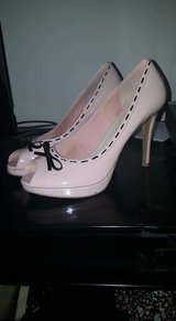 Light Pink heels in Lackland AFB, Texas