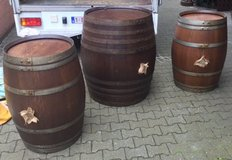 Wine barrel in different sizes! in Ramstein, Germany