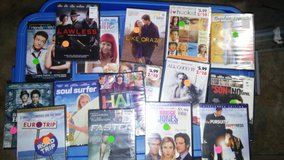 16 dvds in Fort Wayne, Indiana