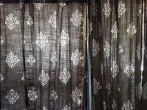 Curtains in Beaufort, South Carolina