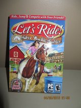 Let's Ride Silver Buckle Stables 2006 PC Game in Chicago, Illinois