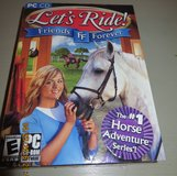 Let's Ride Friends Forever Horses PC-CD Windows 2000/XP ValuSoft with slipcover in Chicago, Illinois