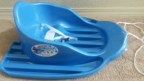 Winter will be back in CO! Sled for infant in Fort Carson, Colorado