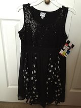 Girl's Dress(new with tags)-Size L in Aurora, Illinois