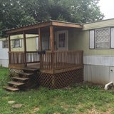 2 BDR OLDER MOBILE HOME HOPKINSVILLE FOR RENT NO CR CHECK NO LEASE in Fort Campbell, Kentucky