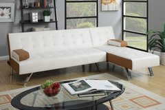 2pc Futon Sectional in Nellis AFB, Nevada
