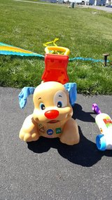 Fisher Price Stride-to-Ride-Puppy in Fort Drum, New York
