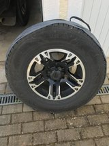 Snow Tires 265/70/16 in Hohenfels, Germany