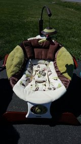 Fisher Price Vibrating Chair in Fort Drum, New York
