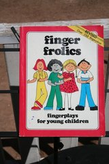 Finger Frolics child learning in Alamogordo, New Mexico
