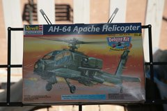 AH-64 Apache helicopter model in Alamogordo, New Mexico