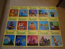 Vintage 1983 Sesame Street Treasury Complete Set Volumes 1 thru 15 Hardcover Books Age Level:  A... in Morris, Illinois