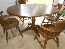 Table and Four Chairs in Fort Belvoir, Virginia