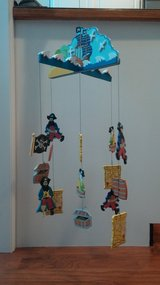 Kids Room Deco - Pirate Mobile in Elgin, Illinois