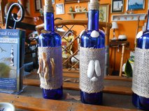 Decorated Bottles in Cherry Point, North Carolina