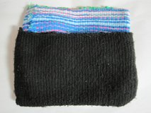 Handknit purse and liner in Houston, Texas