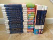 [HARDBACK] ChildCraft How and Why Library 1-15 with 2 additional books and dictionary in Houston, Texas