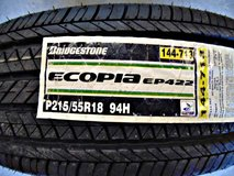 Bridgestone Ecopia 215/55R18 Tires in The Woodlands, Texas