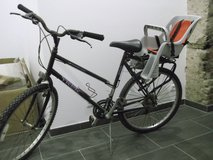 Bell toddler bike seat in Spangdahlem, Germany
