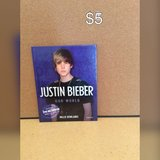 Justin bieber our world in Fort Riley, Kansas