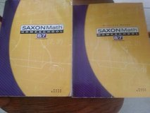 Saxon Math Book 8/7 with answer key-NO workbook in Houston, Texas