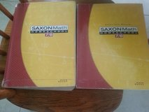 Saxon Math Book 7/6 with answer key-NO workbook in Houston, Texas