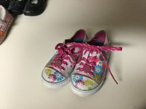 Flower Power Light up shoes Stride Rite 9.5 in Naperville, Illinois