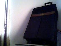 """Luggage on wheels-(Concourse-Black-25"""" tall) in Vacaville, California"""