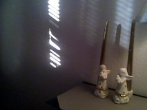 Candle Holders-Angels-(Comes with candles in picture) in Vacaville, California